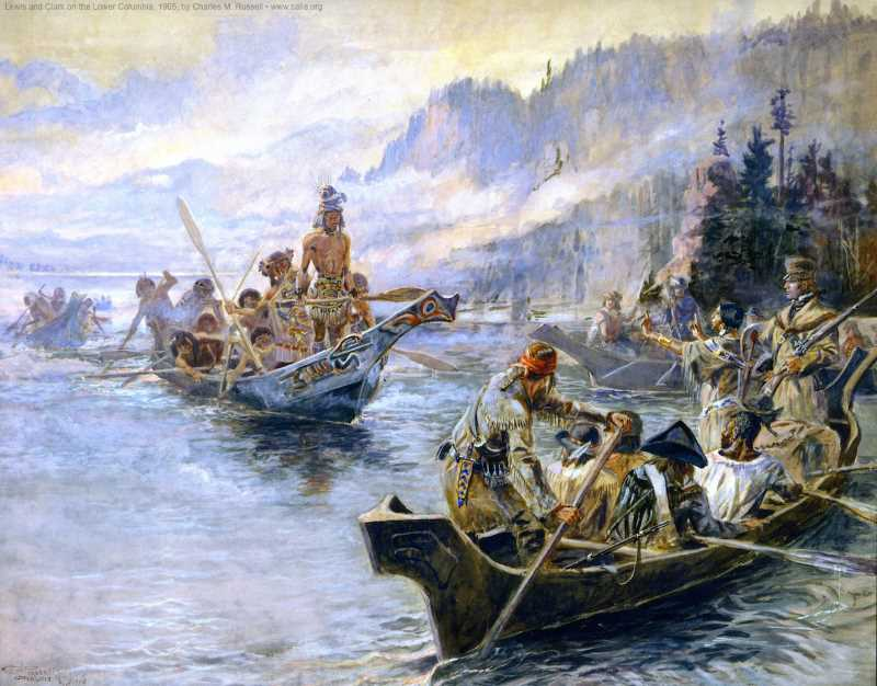 Lewis and Clark Expedition and the Corps of Discovery